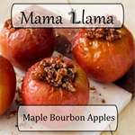 Maple Bourbon Apples