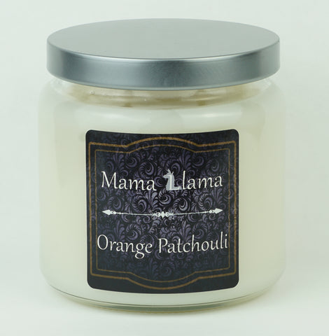 Black Label Orange Patchouli