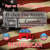 Election Day Stress Candle-Aromatherapy