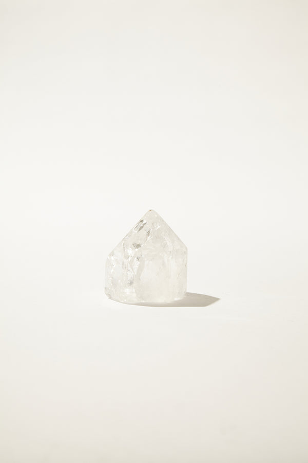 Fire & Ice Quartz Point