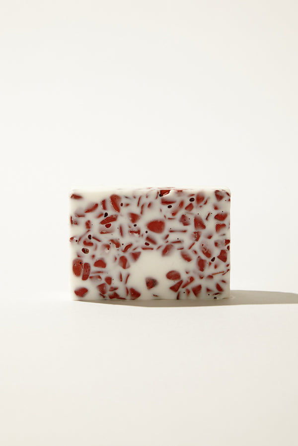 Spirit Element Red Jasper Bath Bar