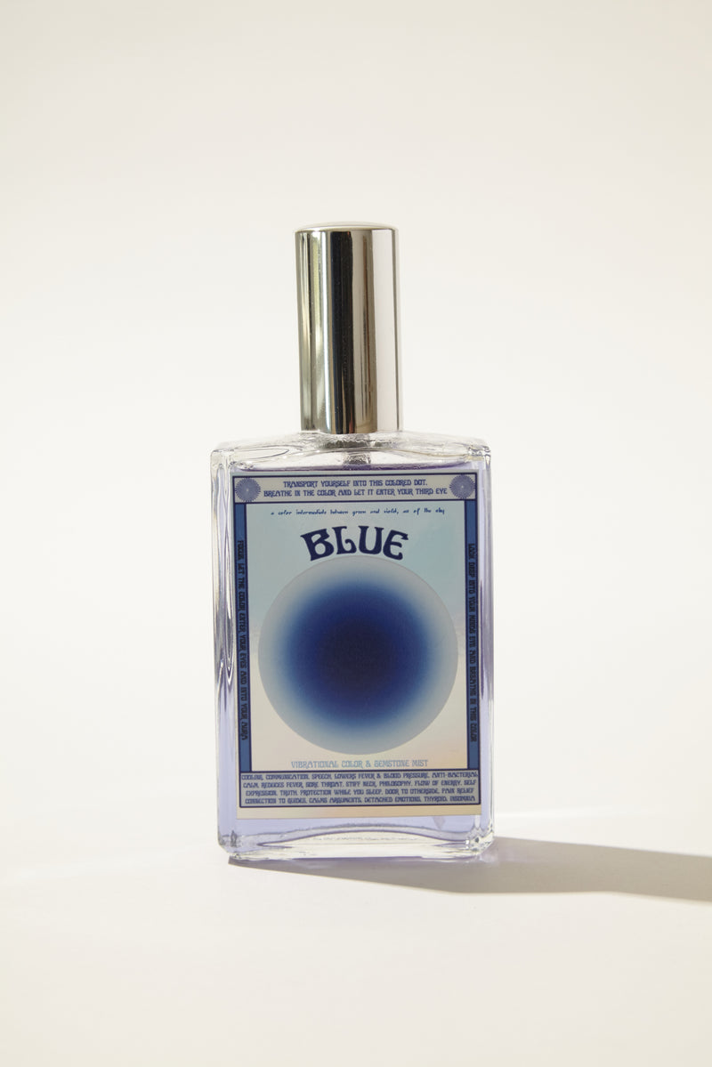 Blue Color Essence Mist