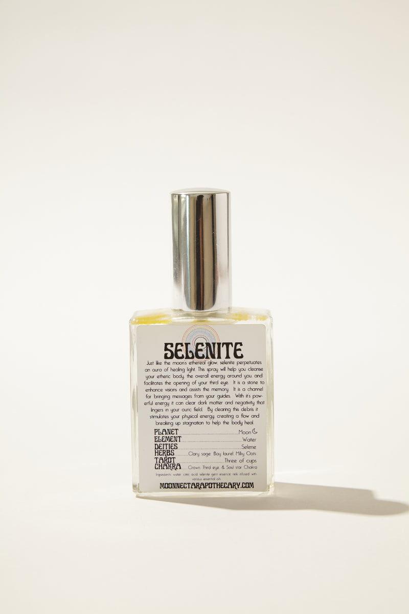 Selenite Gem Essence Mist