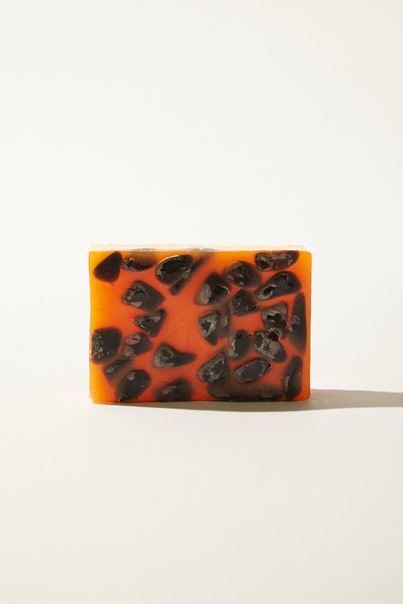 Spirit Element Obsidian Soap Bar for Cutting Cords