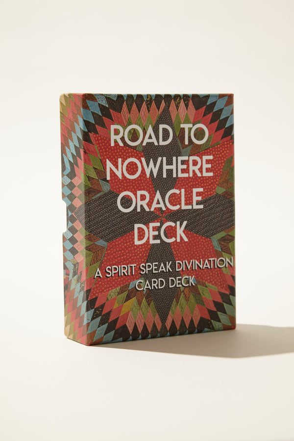 Road to Nowhere Oracle Deck