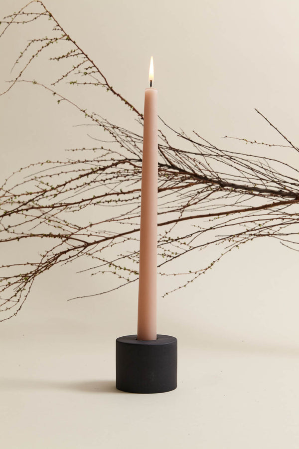 "The Floral Society 12"" Petal Taper Candle"
