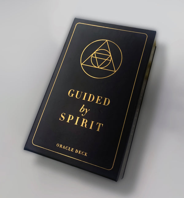 Guided By Spirit Oracle Deck (PRE-ORDER)
