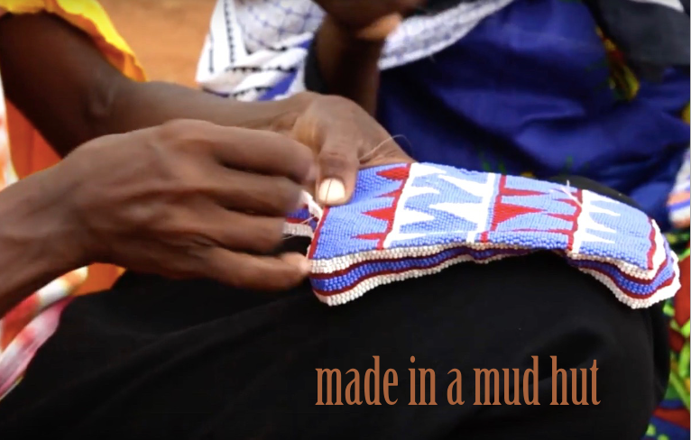 Beaded Bags in Kenya