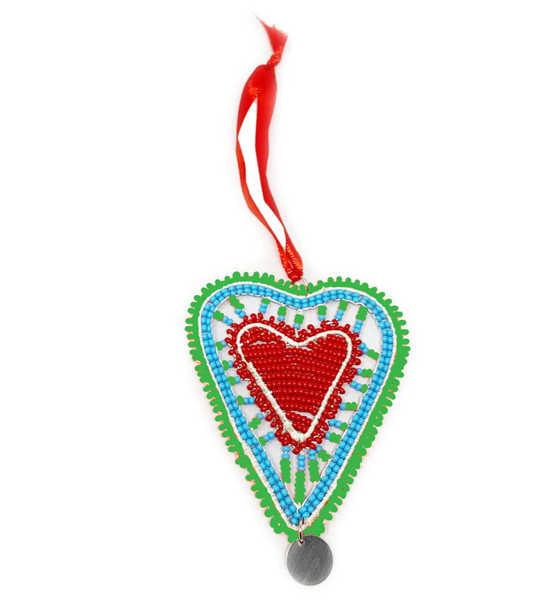 Hope and Love Ornament