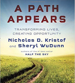 A Path Appears Book