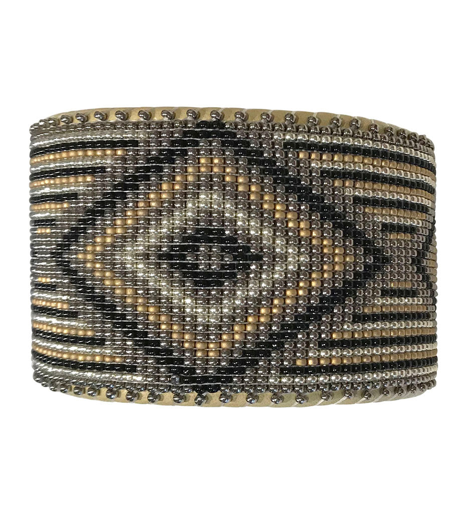 Astrid Glass Cuff XL