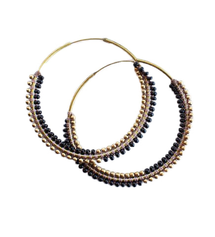 Hoop de Loop Earrings