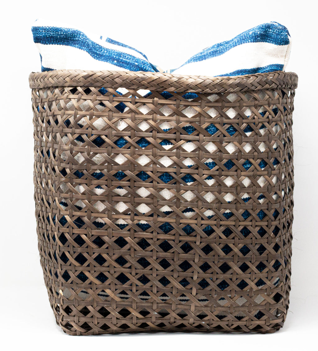 Black Pacifico Basket
