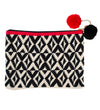 Emily Crocheted Zip Pouch