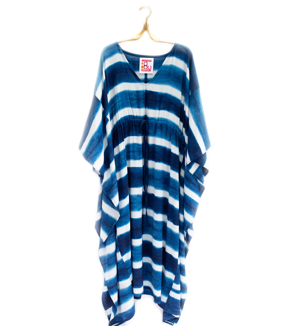Bluetiful Stripe Caftan
