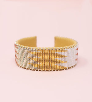 Cam Glass Cuff: Large