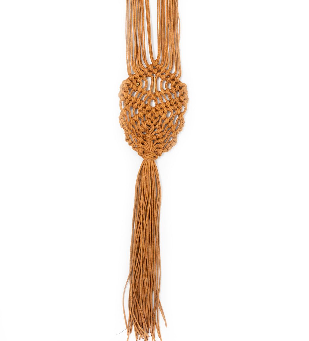 Cay Necklace: Terracotta