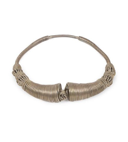 Chinese Coil Necklace