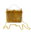 Camel Acrylic Bag