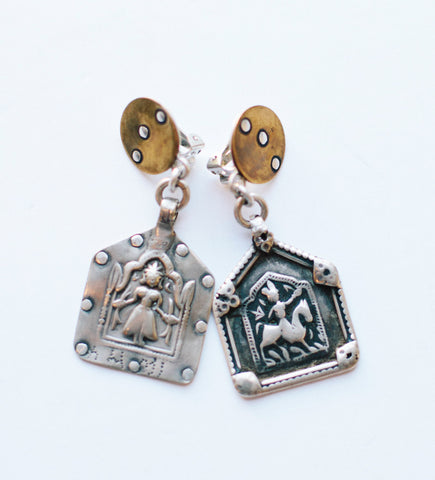 Eccentric Deities Earring