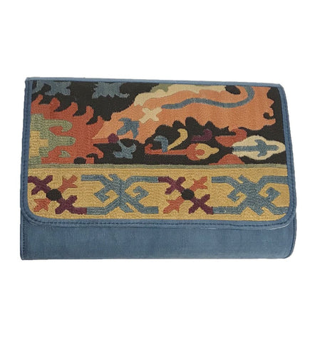 Hannah Cosmetic Bag: Black