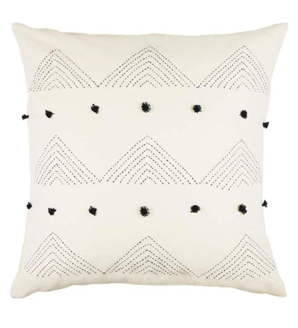 Labyrinth Mola Pillow