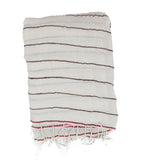 Ethiopian Striped Lightweight Shawl