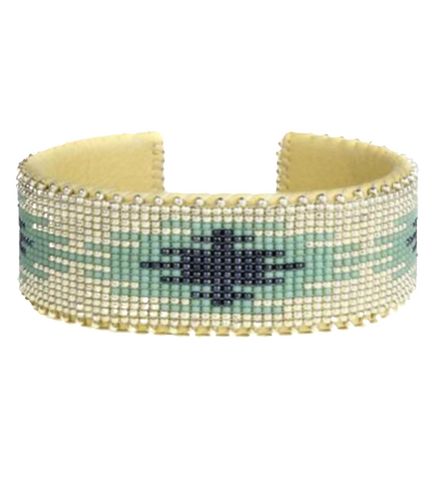 Summer Glass Cuff: Large