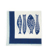 Fish Napkins: Set of 4