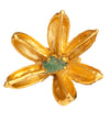 Queen Flower Gold Cuff