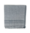 Houndstooth Scarf: Grey