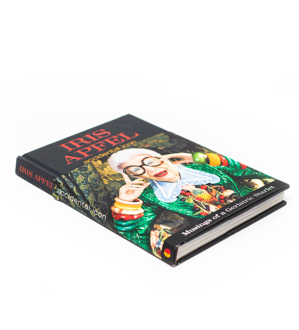 Iris Apfel Accidental Icon Book