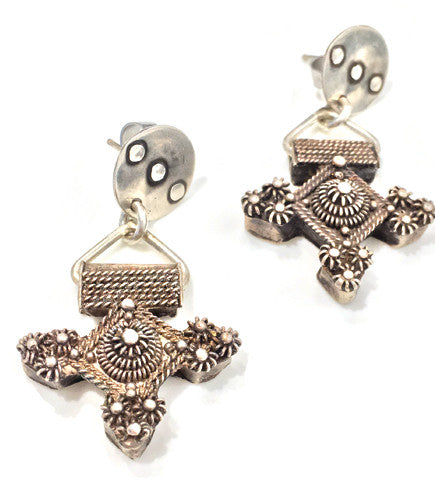 Moroccan Petit Boghdad Earrings