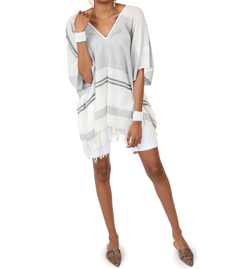 Jaya Striped Tunic