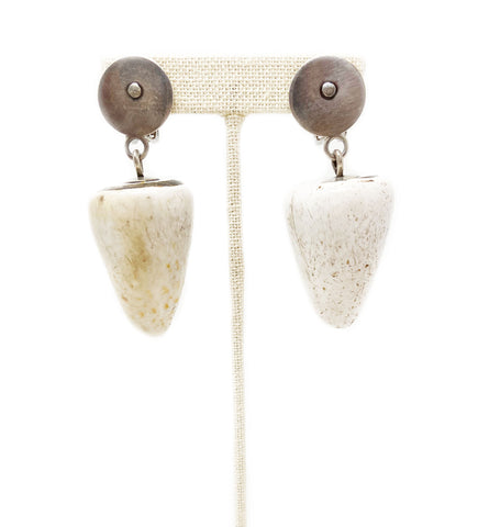Trade Shell Earrings
