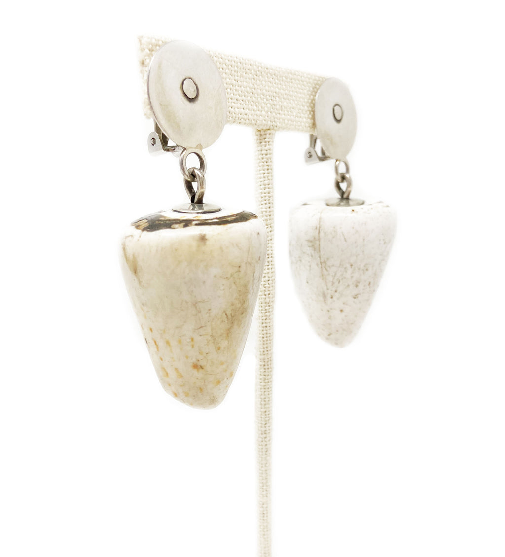 Conch Shell Earring
