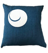 Embroidered Eye Pillow: Lumbar