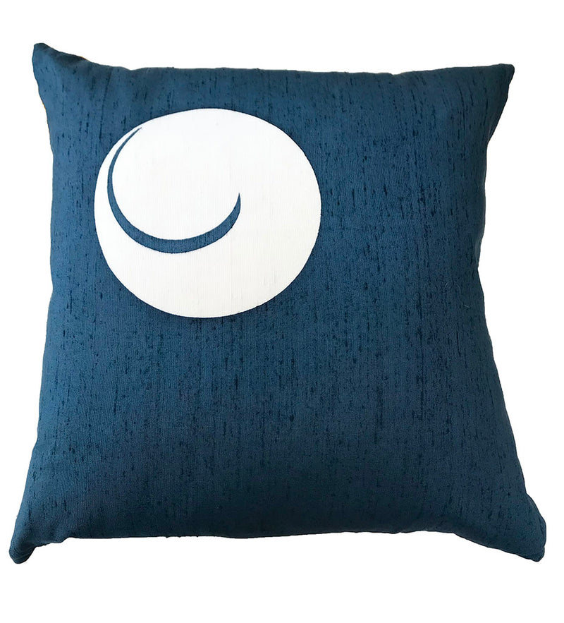 Kimono Pillow with Moon