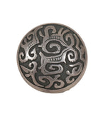 Kyrgyz Silver Decorative Ring