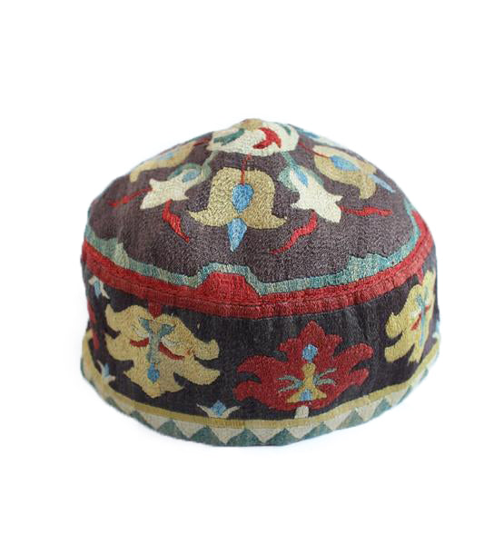 Embroidered Hat: Large