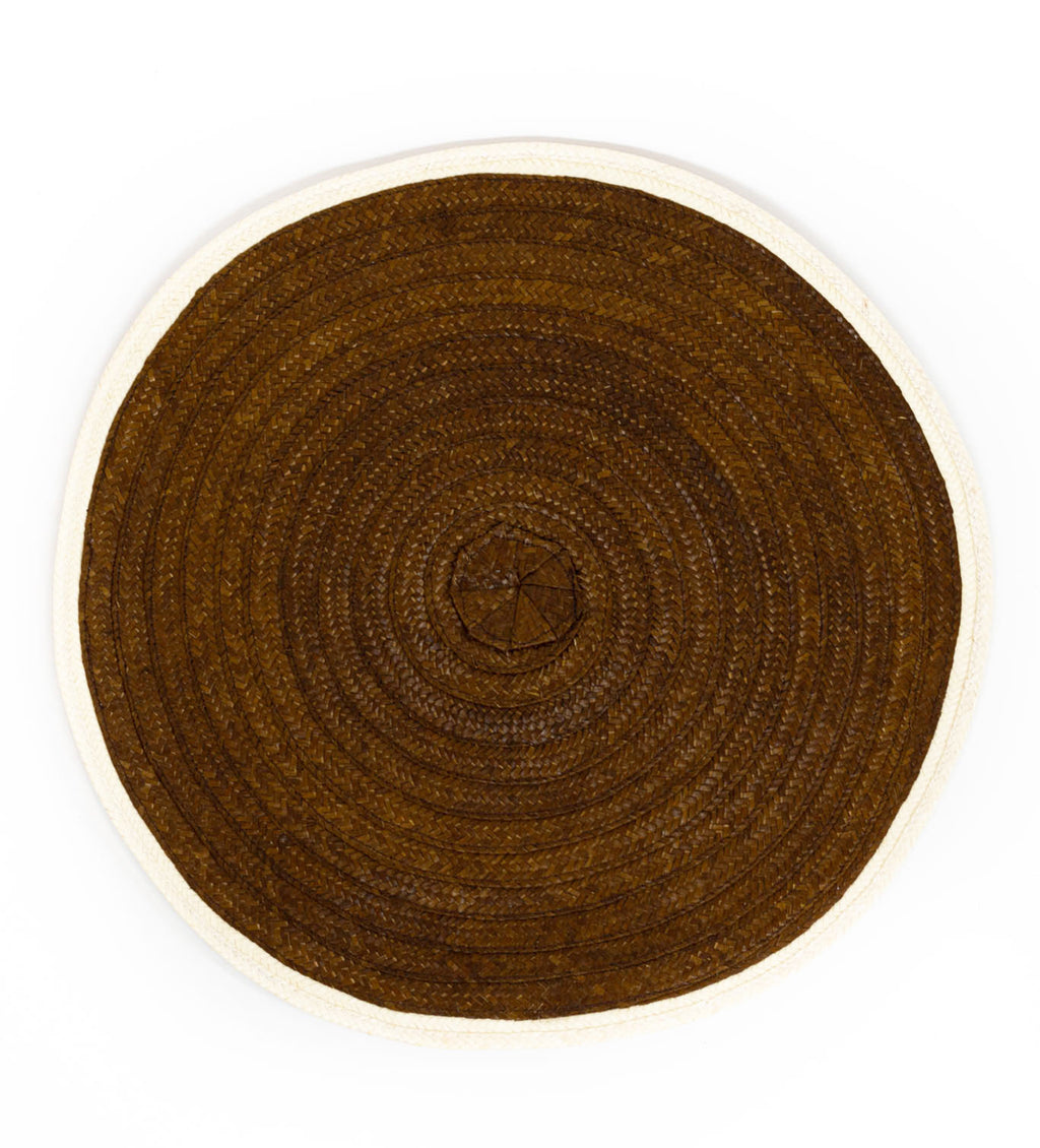 Woven Placemat: Natural Solid