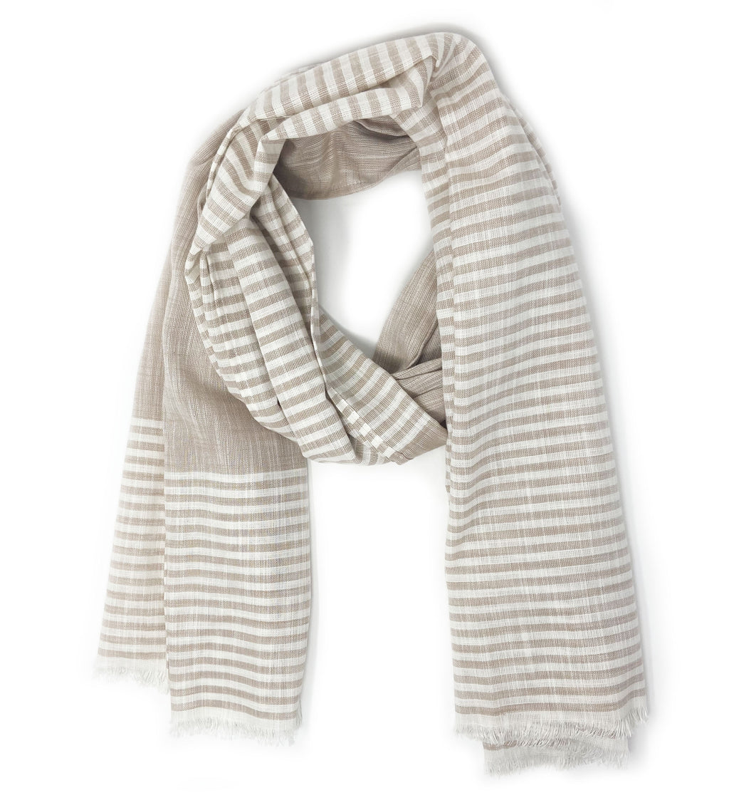 Malabar Natural Cotton Scarf