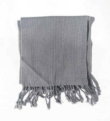Men's Maya Koton Scarves: Neutrals