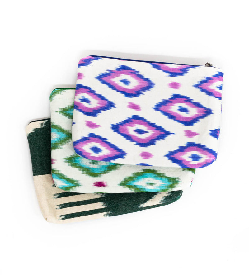 Medium Ikat Bag