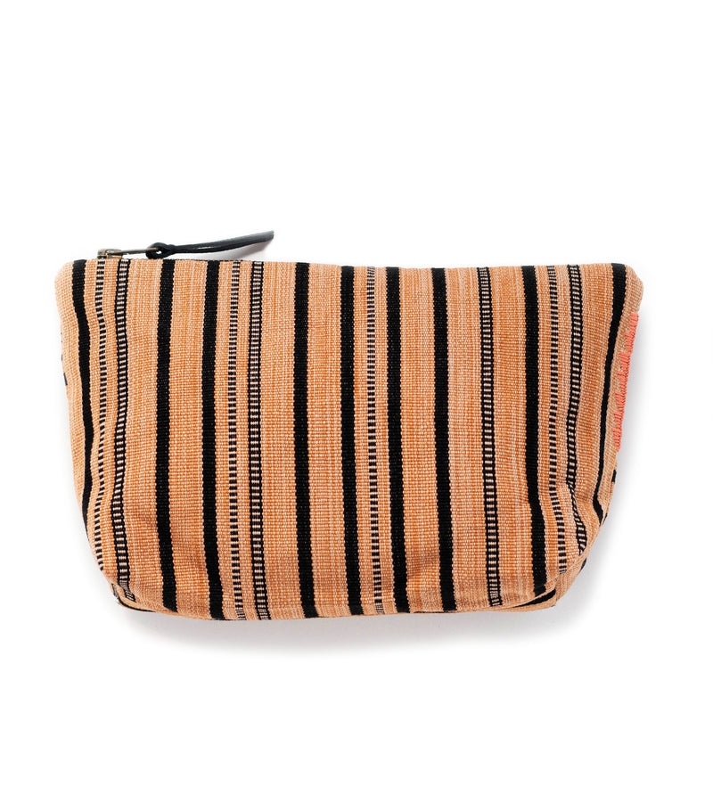 Cristina Cosmetic Pouch: Ironwood