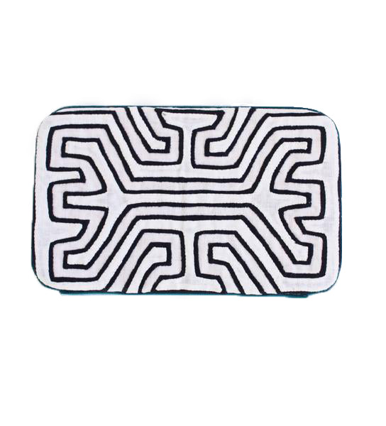 Mola Sasa White Box Clutch