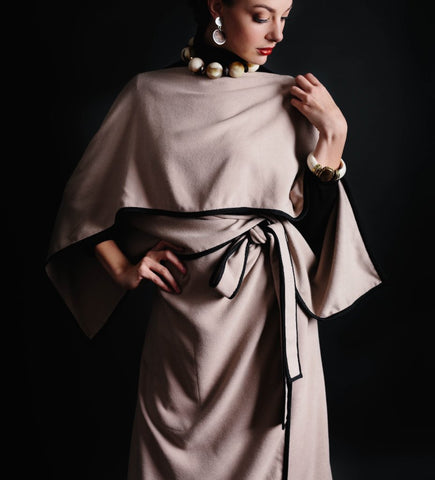 Nawal Cape: Oatmeal with Black