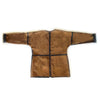 Mud Silk Cracked Vintage Short Jacket
