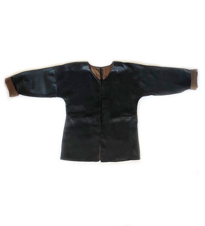 Mud Silk Short Jacket