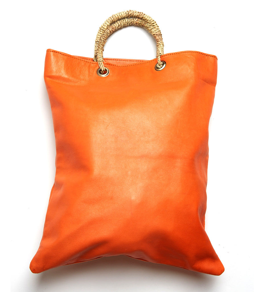 The Daily Tote: Orange